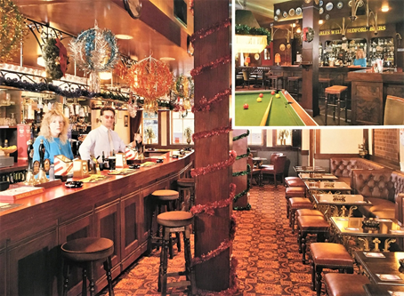 The Cut SE1. The Anchor & Hope pub interior. 1990.   X.png