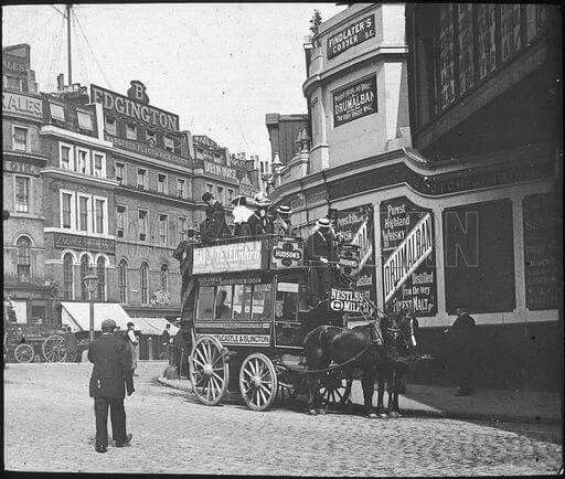 Horse Bus near Duke St,London Bridge..jpg