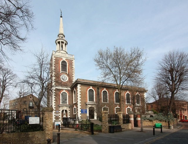 St Mary's Church,St Mary Church St. Rotherhithe..jpg