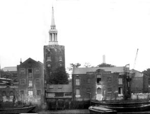 St Mary's Church,Rotherhithe..jpg