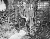 Mr B.J Wilder,an Employee at the Bricklayers Arms Railway,Old Kent Road..jpg