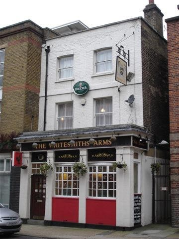 Whitesmiths Arms, 37 Crosby Row - 2007.jpg