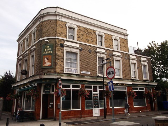 Queen Vic, Southwark Park Road..jpg