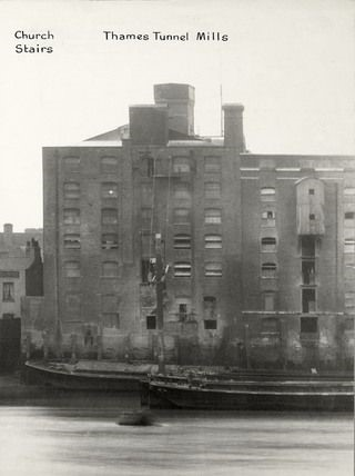 Thames Tunnel Mills, Rotherhithe Street. Date 1937..jpg