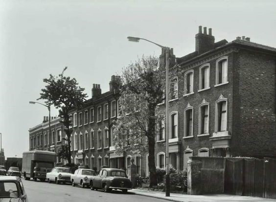 Glengall Road in 1968.jpg