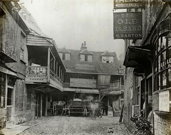 The Old Tabard, Borough High Street..jpg