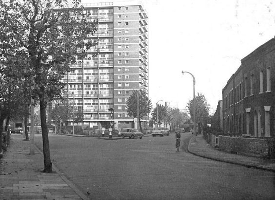 Rotherhithe New Road 1963..jpg