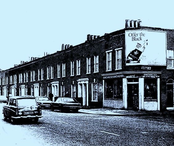 Ilderton Road between Rollins Street and Sharratt Street Bermondsey X.jpg