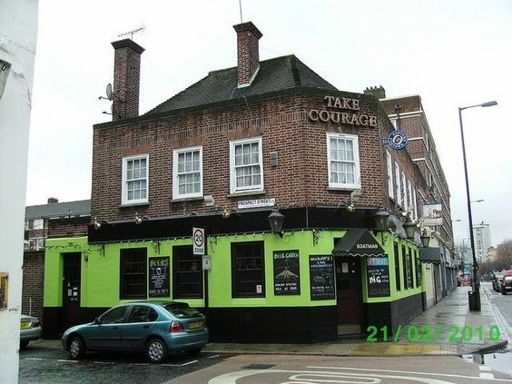 The Boatman Pub in Jamaica Road Rotherhithe 2010.jpg