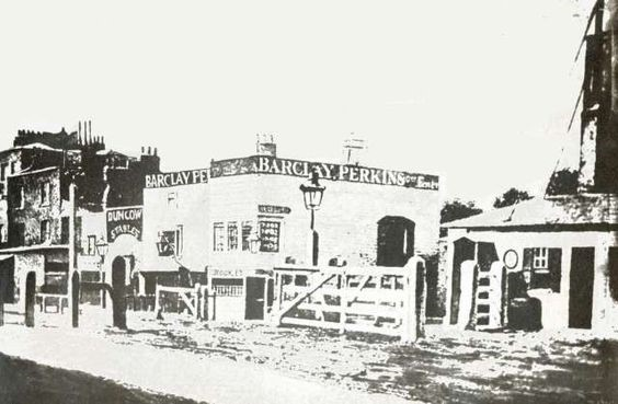 The Greenman Pub, Old Kent Road..jpg