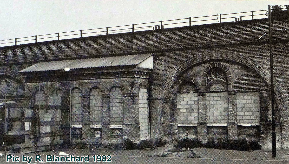 Old Kent Road & Hatcham Station pictured in 1982.jpg
