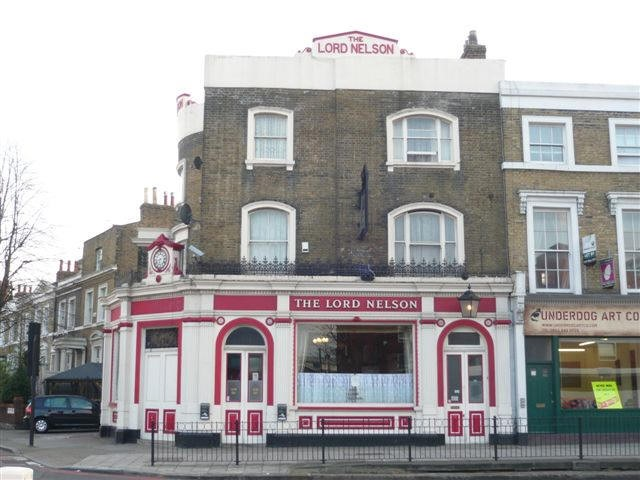 LORD NELSON 386 OLD KENT ROAD 2008. X.jpg