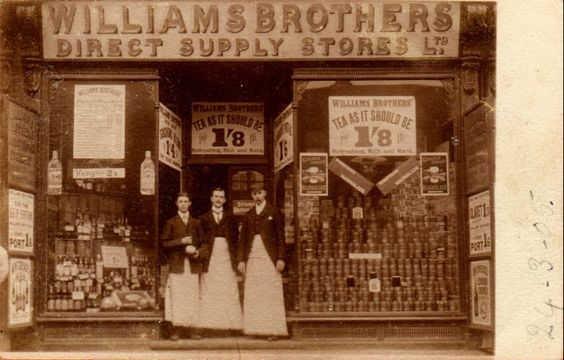 380 Old Kent Road Williams Brothers Direct Supply Stores, c.1905.jpg
