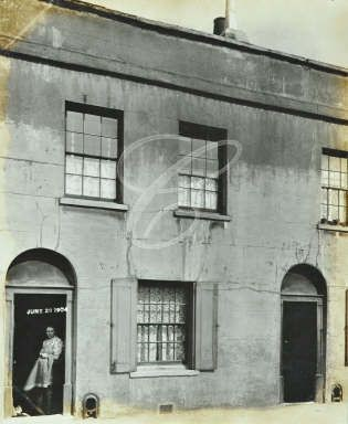 57 Adam Street Rotherhithe front elevation c 1905  X.jpg