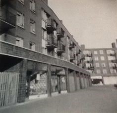 Jamaica Road ,Bermondsey, Spenlow House in the 1950's  X.jpg