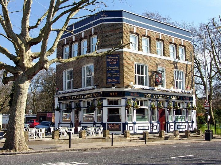 The Stanley Arms Southwark Park Road, 2010  X.jpg