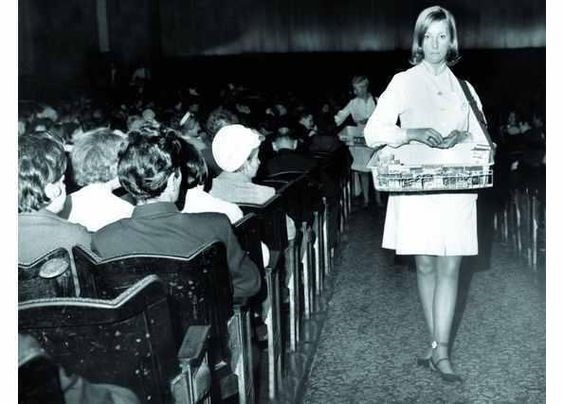 Remember when the ice cream lady walked down the cinema aisle in the interval to sell ice cream tubs and refreshments from her little tray. Nostalgic!.jpg