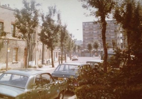Earl Road by Dunton Road and Rolls Road Bermondsey in the 1970's  X.jpg