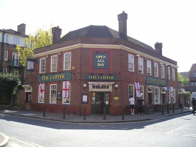 Rotherhithe Street, The Clipper, ,  formally  called the  Ship and the Ship Tavern. X.jpg