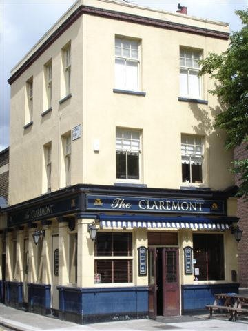 THE CLAREMONT ARMS, DUNTON ROAD BERMONDSEY.jpg