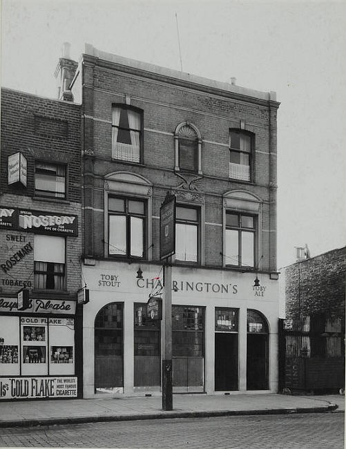 Princess Charlotte, 409 Albany Road in 1942. Close to The Prince Albert.  X.jpg
