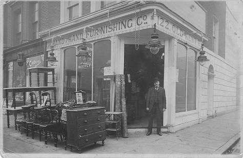 Old Kent Road,Fowlds family run shops.   X.jpg