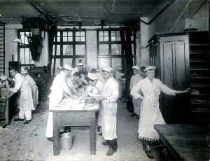 Borough Road, National Bakery School within the Borough Polytechnic Institute, c.1910.jpg