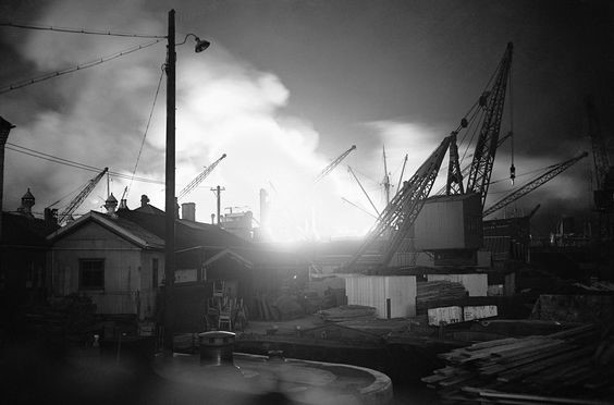 The day after the Luftwaffe night raid on Surrey Dockyards London Sep 7 1940.   X.jpg