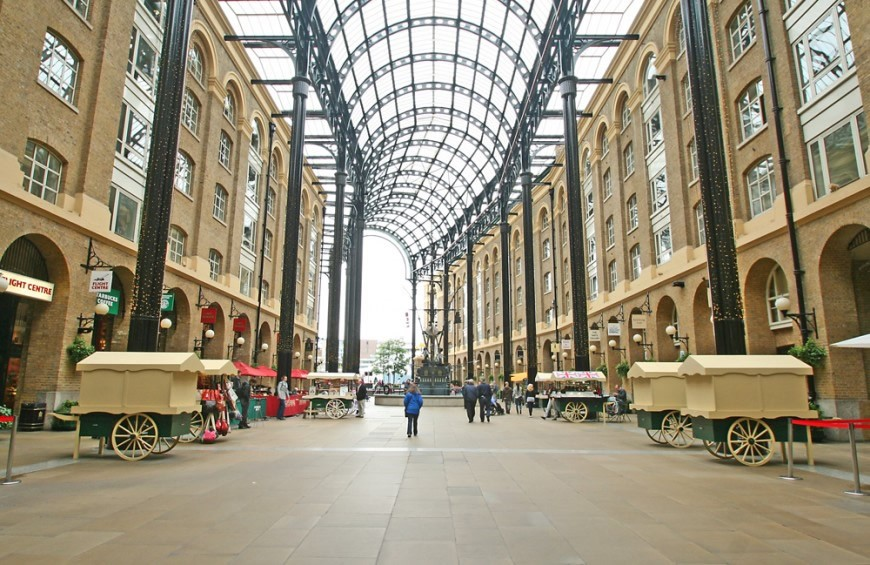 Hays Galleria, Battle Bridge Lane,.jpg