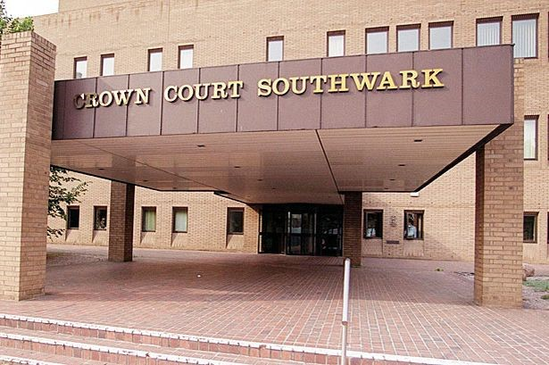 Southwark Crown Court, 1 English Grounds, off Battle Bridge Lane (2017).jpg