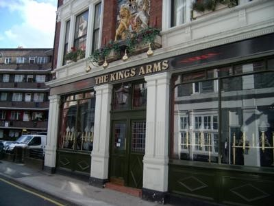 The King's Arms, 65 Newcomen Street SE1 2008.jpg