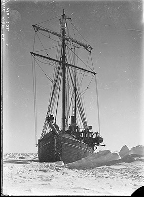 Quest, is best known as the polar exploration vessel of the Shackleton–Rowett Expedition of 1921-1922. It was aboard this vessel that Sir Ernest Shackleton died on 5 January 1922..jpg