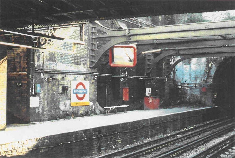 ROTHERHITHE STATION FIRST OPENED IN 1869   X.jpg