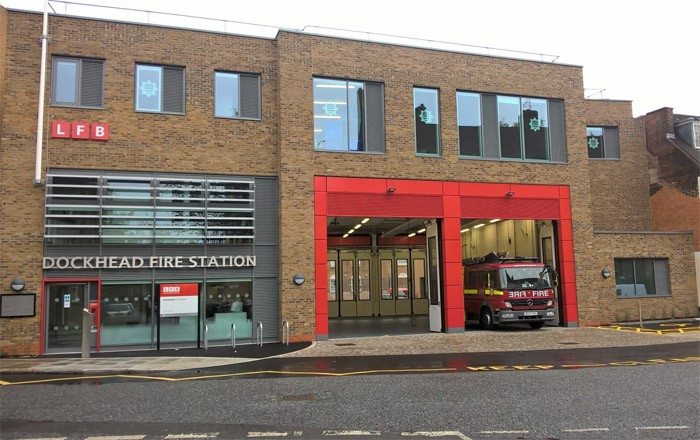 Dockhead crews move into brand new fire station 2016.jpg