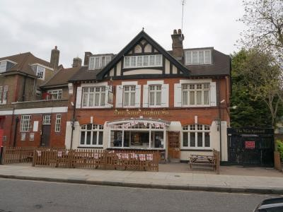The Ship Aground, 33 Wolseley Street, Bermondsey, 2014.jpg