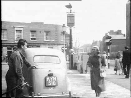 Film Pool of London 1951 Borough High St London, SE1  Gt Suffolk St looking towards London Bridge..jpg