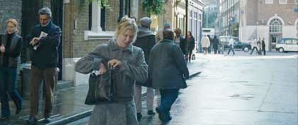 Film Bridget Jones Edge of Reason Renee Zellweger back outside the flat seen in Bridget Jones on Bedale Street, Borough, SE1..jpg