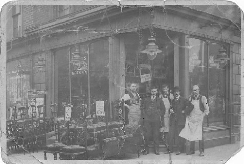 Old Kent Road,  Fowlds Shop..jpg