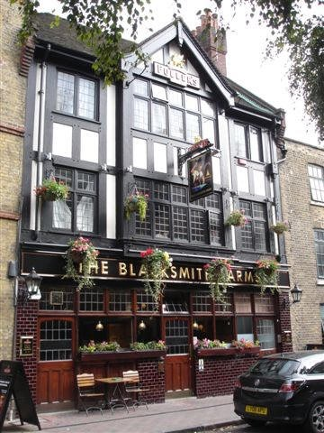 257 ROTHERHITHE STREET, THE BLACKSMITH ARMS..jpg