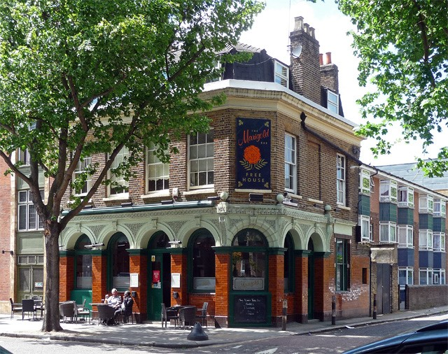 The Marigold Pub, on the corner of Cluny Place & Bermondsey Street.  X.jpg