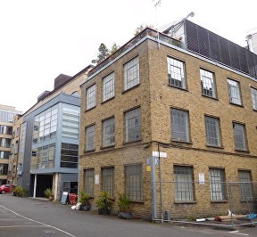 Bermondsey Street, Christy's Hat Factory.jpg