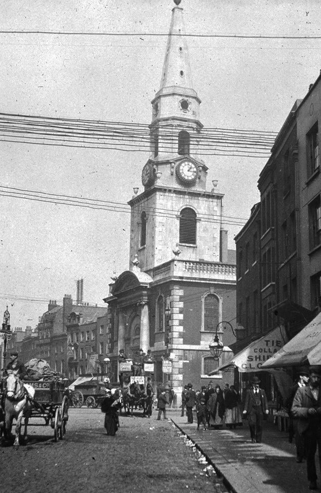 Borough c1900, St George the Martyr Church..jpg