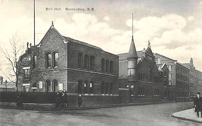 Abbey Street. The Drill Hall..jpg