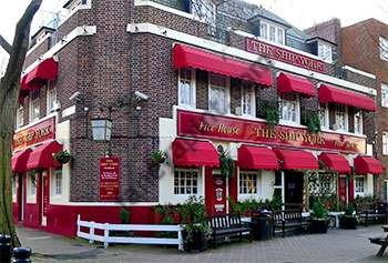 Elgar Street, Rotherhithe, The Ship York Pub, this pub closed in November 2014.jpg