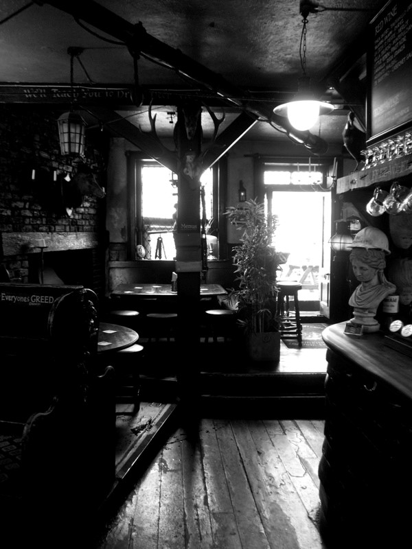 Rotherhithe Street, Inside the Mayflower Pub..jpg
