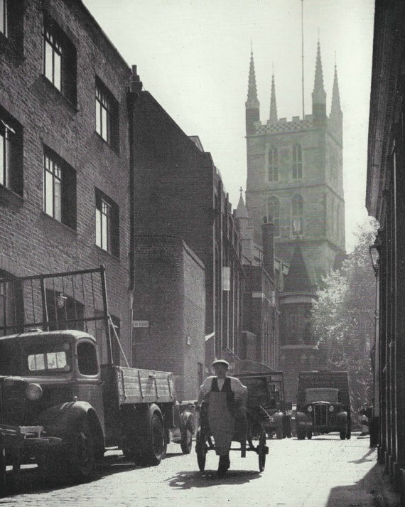 Winchester walk, Borough, c1950..jpg