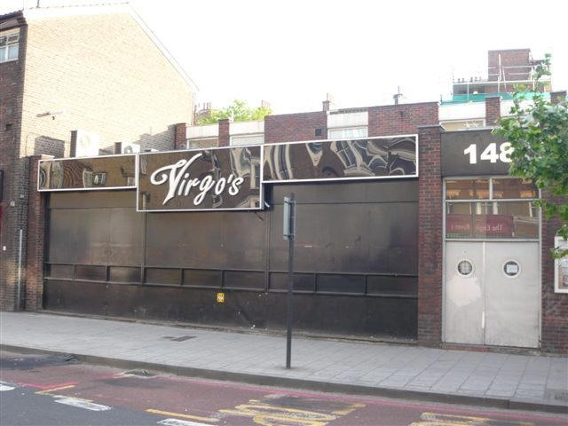 Old Kent Road, near East Street, no longer there and rebuilt c2009. X.jpg