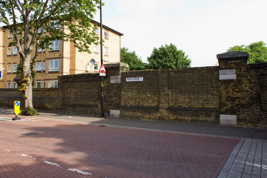 Rolls Road, opposite Rowcross street.jpg