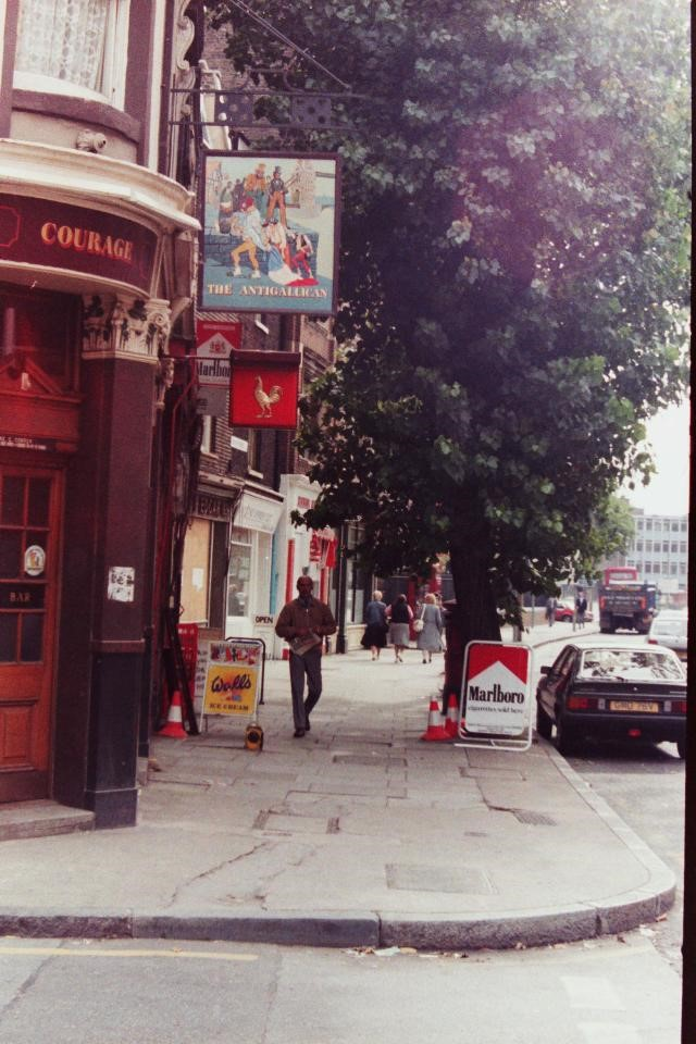 Tooley Street, The Antigallican,1983  X.jpg