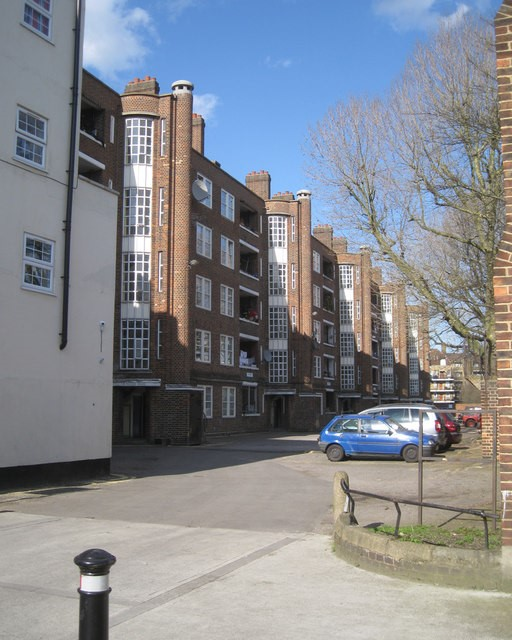 Kinglake Street, Keston house off Old Kent Road. My friends used to live here.jpg